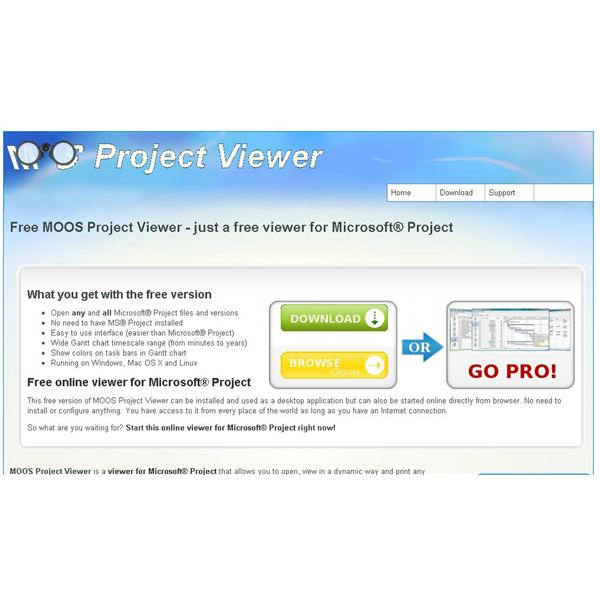 Get Your Free Microsoft Projects Reader and Save Money