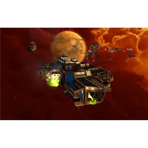 Sins of a Solar Empire: Trinity PC Game Review