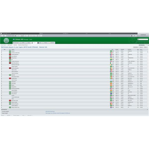Football Manager 2011 Guide: Signing Players