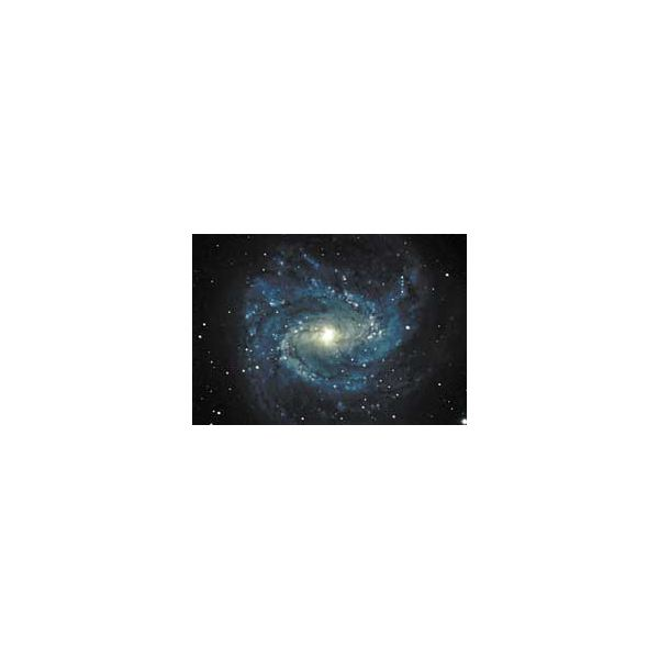 The M83 galaxy, photographed by NASA, closely resembles the Milky Way.