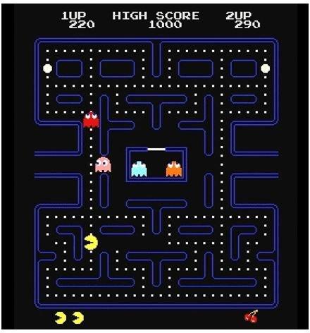 Pac-Man Screen