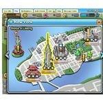 Hero City Map