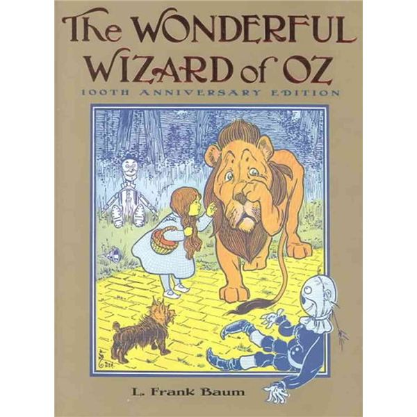 Wizard of Oz Reading Guide