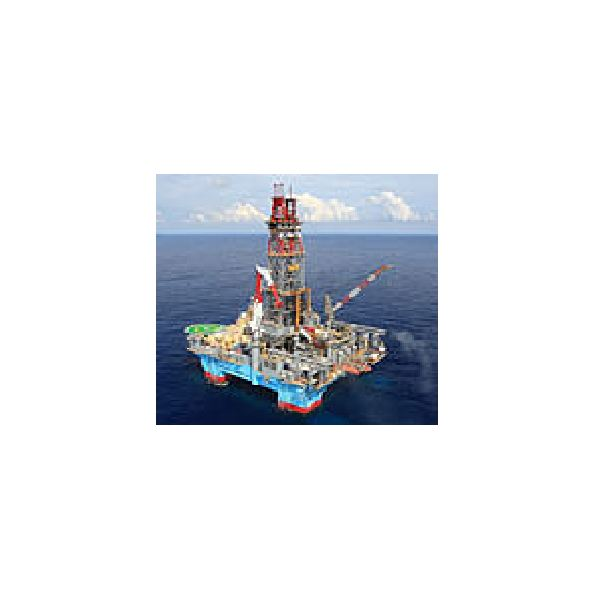 Semi-sub Drilling Rig Mearsk Deliverer from Mearsk website
