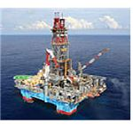 Semi-sub Drilling Rig Mearsk Deliverer from Mearsk website