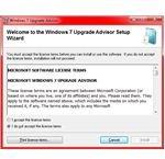 Windows Upgrade Advisor Setup