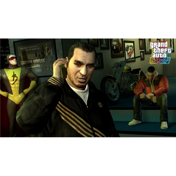 Grand Theft Auto IV: The Ballad of Gay Tony Review - Storyline & Gameplay PC Review