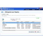 Defragging Registry Using Registry Mechanic 2011