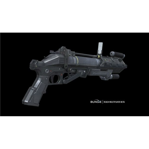 Halo Reach Weapons Guide: Grenade Launcher