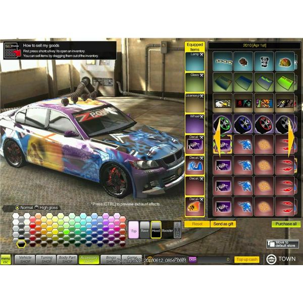 Free Openworld Online Car Games