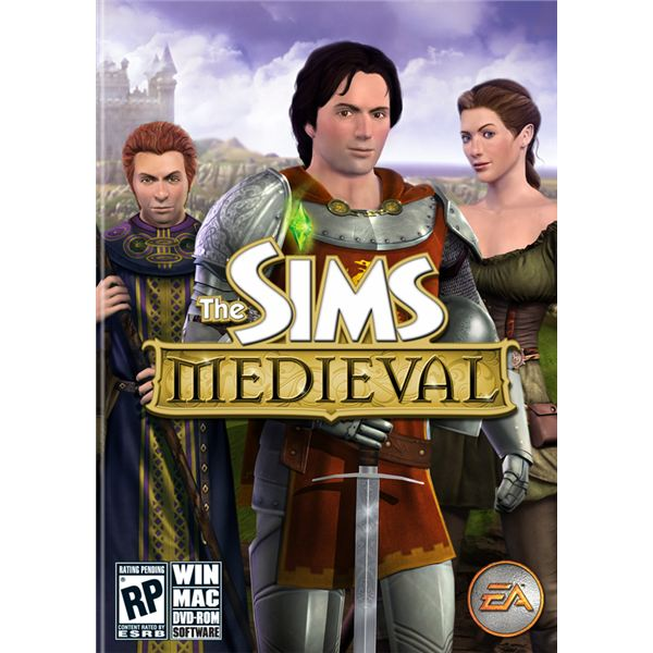 The Sims Medieval Coming Spring 2011 - the Sims Go Medieval
