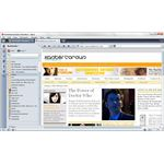 Panels view in Opera web browser
