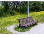 park bench1