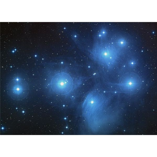 Color-Composite Image of the M45