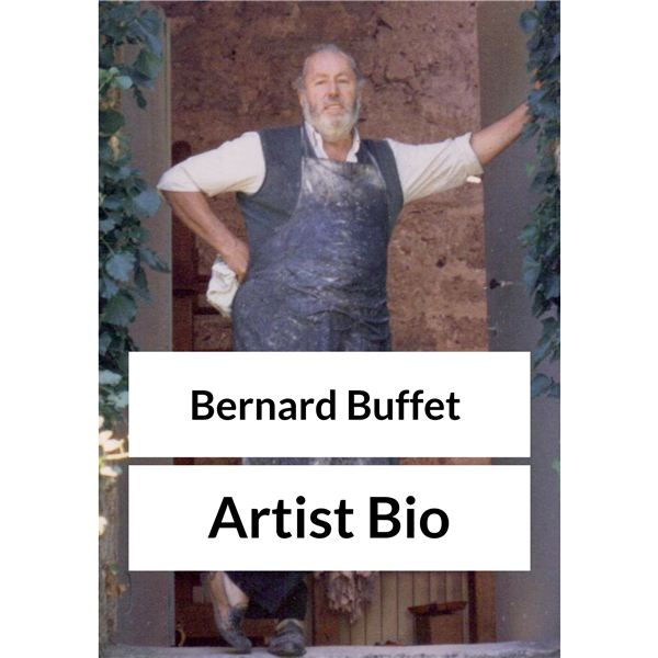 Who Was Bernard Buffet? A Brief Biography