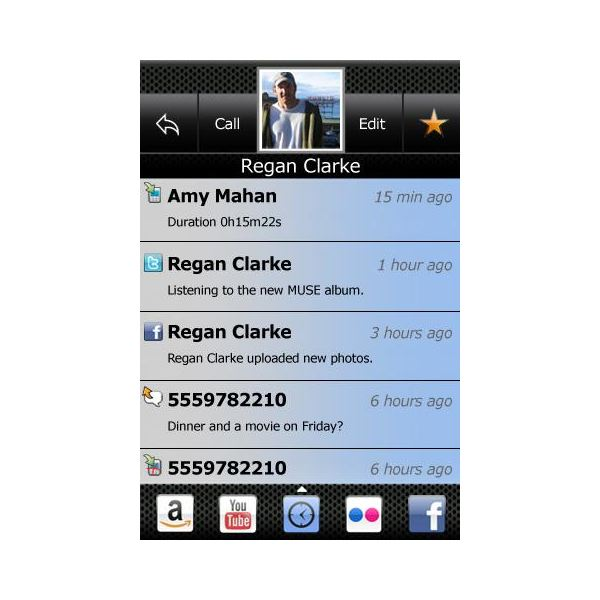 address book - android 1.6