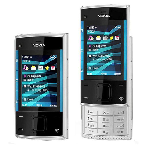 Nokia X3 Review Slider Music Phone