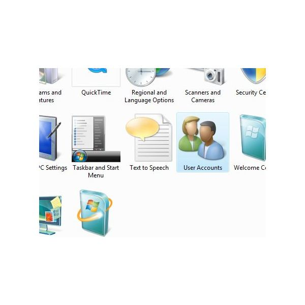 A Guide on How to Backup and Restore Stored User Credentials Using Windows Vista