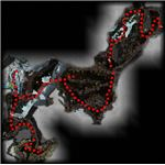 Darkrime Delves Map Level 2 Guild Wars