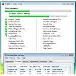Virtual Memory Size by Trojan Remover