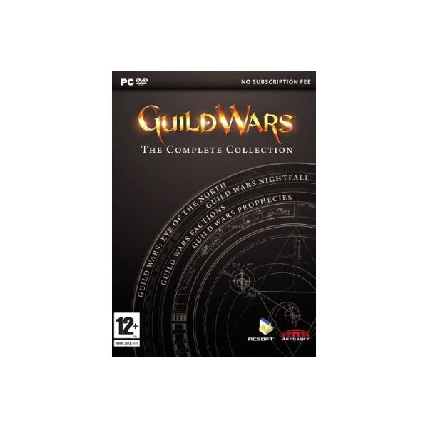 Guild Wars The Complete Collection