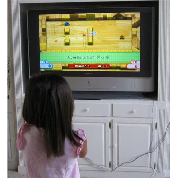 Why Everyone Loves the Nintendo Wii - Interview with a 7 Year Old Girl