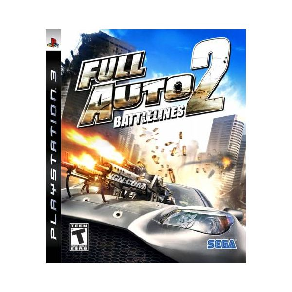 A review of Full Auto 2: Battlelines for the Sony PlayStation 3