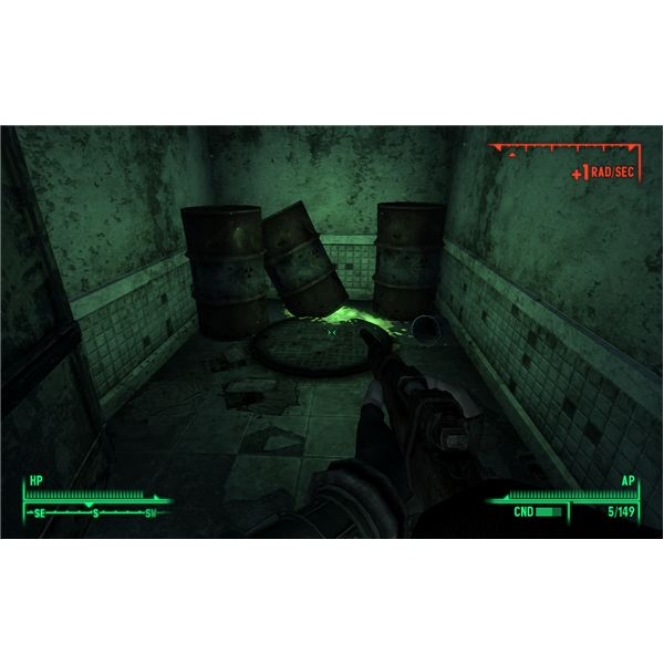 Fallout 3 - Blood Ties - Northwest Seneca Station