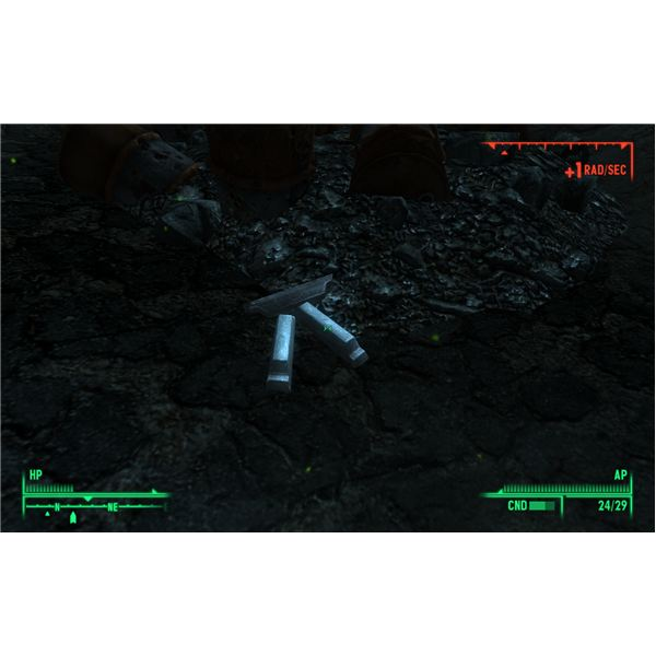 Fallout 3: The Pitt - Who Would Put Steel Ingots in a Deadly Radiation Field?