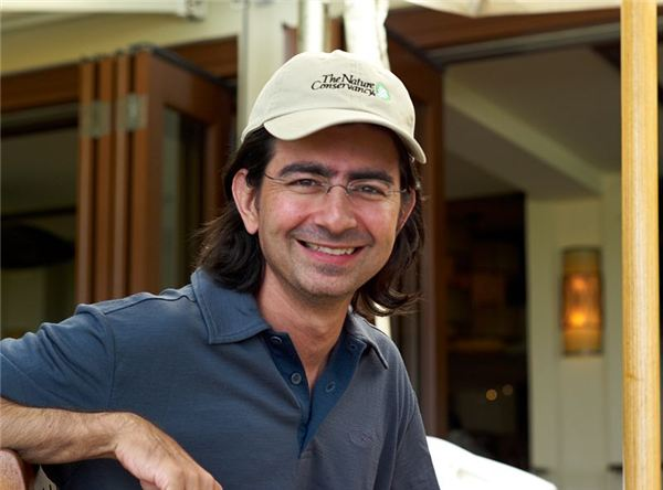 Pierre Omidyar: Founder & Chairman of eBay