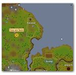 Location of Common Kebbit Burrows in Runescape