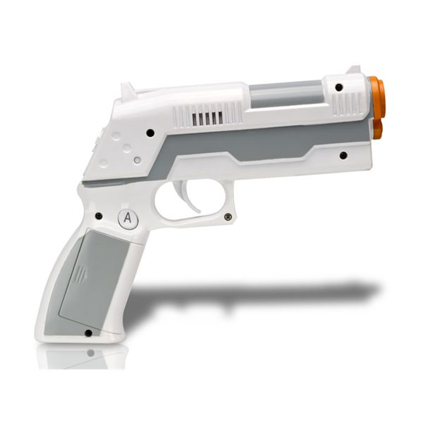 The Crossfire Remote Pistol Makes the Wii a Lean, Mean, Killing Machine