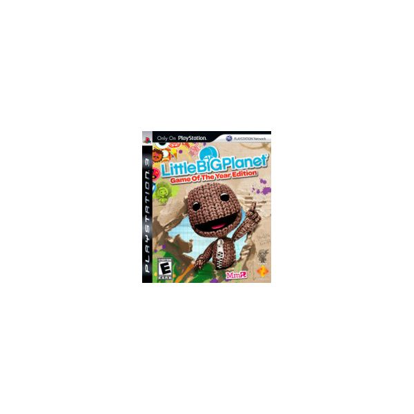 Little Big Planet Game of the Year Edition Releases On September 8th 2009