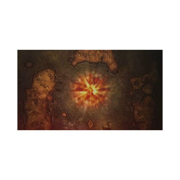 New WoW Expansion Cataclysm