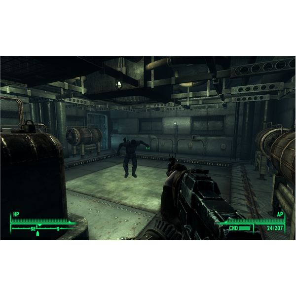 Fallout 3 - Benjamin Montgomery Comes to the Rescue