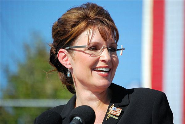 Former Vice-Presidential Candidate Sarah Palin
