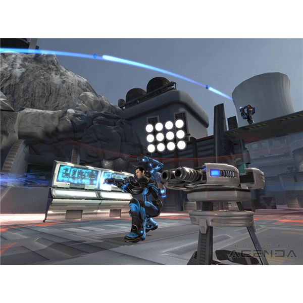 Global Agenda Preview: Third-Person Shooter MMO