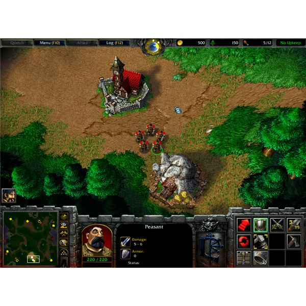 Beginners Guide To Warcraft Iii Humans Altered Gamer