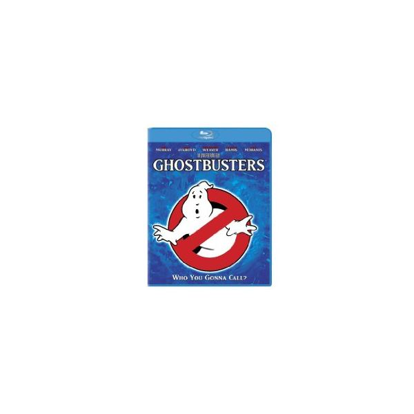 Ghostbusters Blu-ray disc