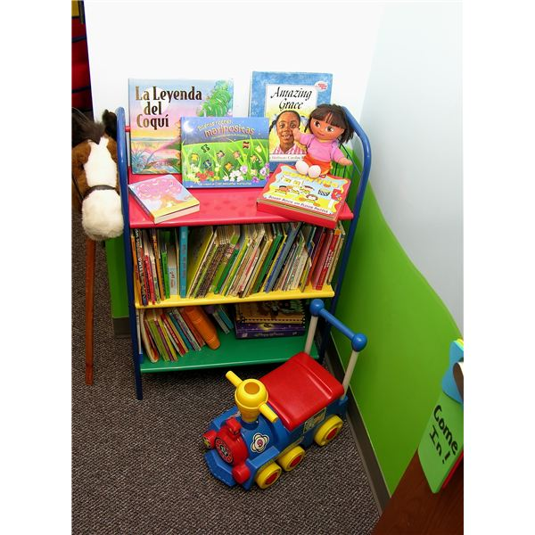 Classroom Library Ideas Kindergarten ~ Preschool library center ideas tips for set up sample
