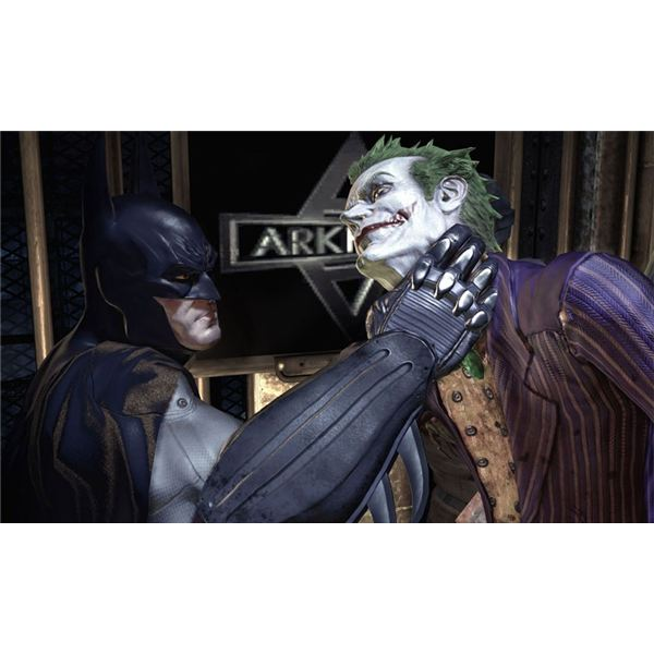 Batman Arkham Asylum is created in the tradition of Batman: The Animated Series