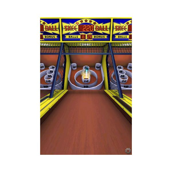 how to make a skee ball game