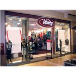 Vanity Clothing Store Front