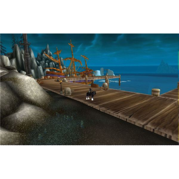 Isle of Conquest - The Docks