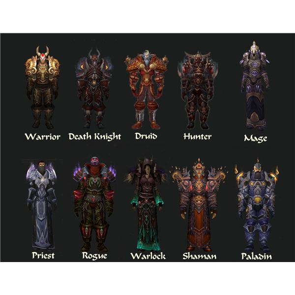 Ulduar Gear Tier 8 and Tier 8.5 Armor Sets - Images and Set Bonuses