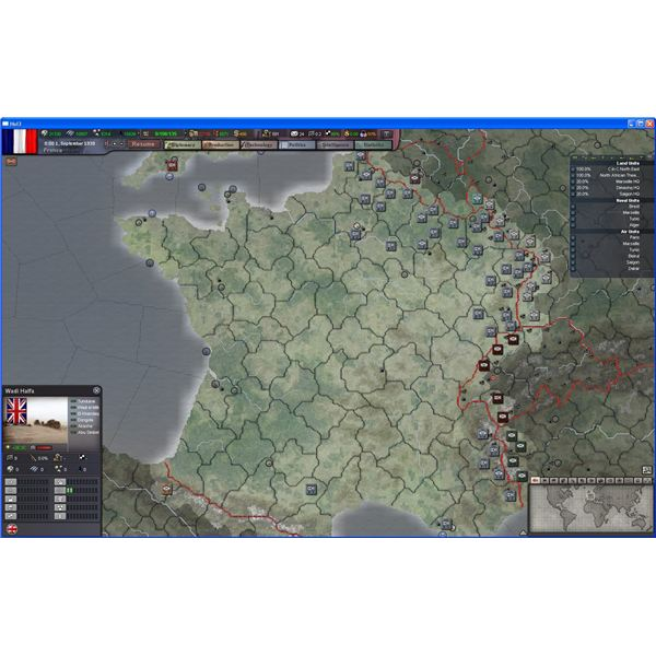 How to Play Hearts of Iron III - A Brief Guide