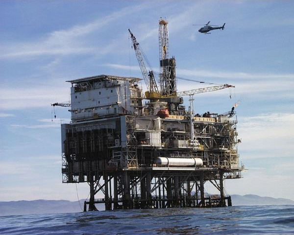 Construction of offshore oil and gas production platforms for West coast motor inc