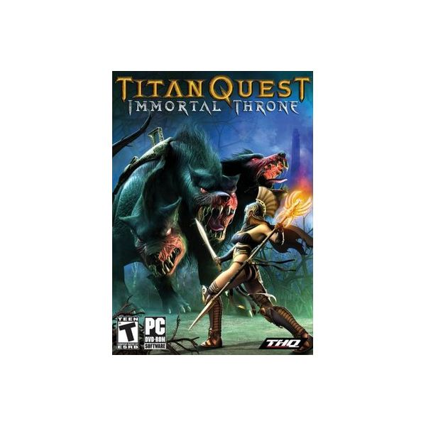 Titan Quest: Immortal Throne Expansion Pack - Review Of the Titan Quest Expansion Pack, Immortal Throne