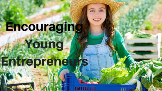 Tips for Inspiring Young Entrepreneurs in School and at Home