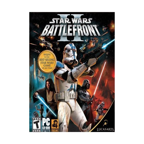 Game Review - Star Wars Battlefront II for Windows PC